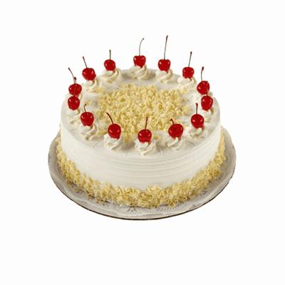 Whiteforest Cake