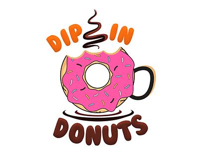Dip in Donuts