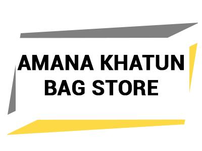 Amana Khatun bag shop